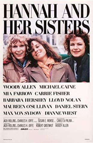 Hannah and Her Sisters Dianne Wiest
