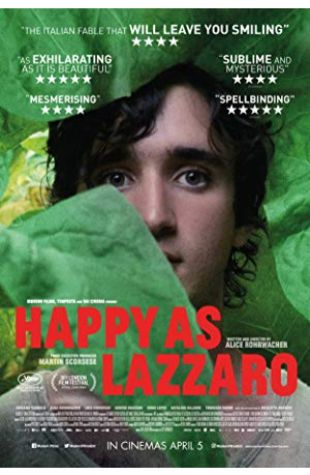 Happy as Lazzaro Alice Rohrwacher