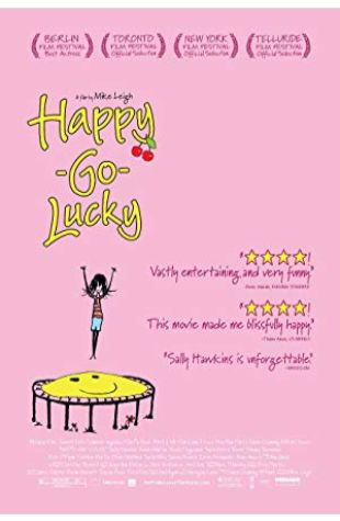 Happy-Go-Lucky Sally Hawkins