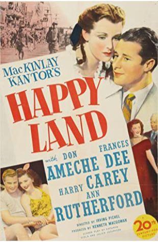 Happy Land Harry Morgan