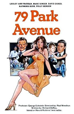Harold Robbins' 79 Park Avenue Lesley Ann Warren