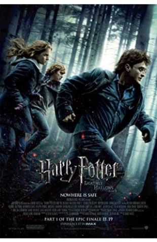 Harry Potter and the Deathly Hallows: Part 1 Tim Burke