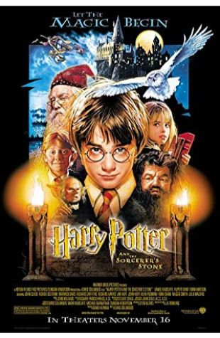 Harry Potter and the Sorcerer's Stone Richard Francis-Bruce