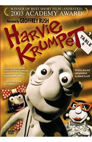 Harvie Krumpet Adam Elliot