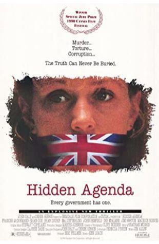 Hidden Agenda Ken Loach