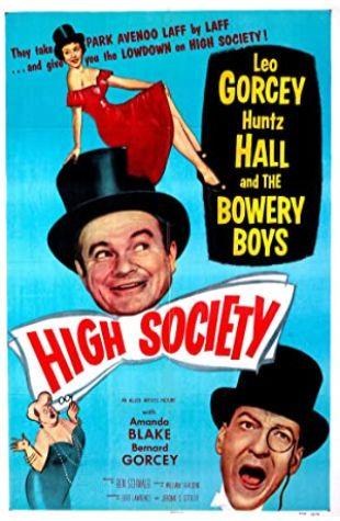 High Society Edward Bernds