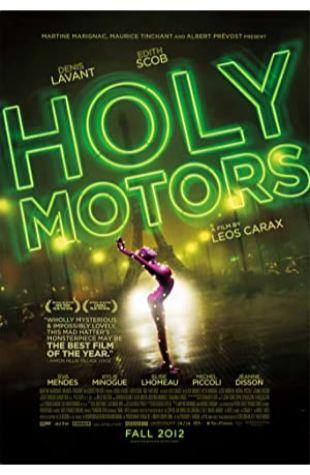 Holy Motors Leos Carax