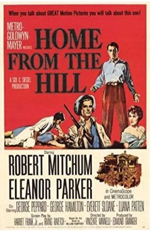 Home from the Hill George Peppard