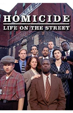 Homicide: Life on the Street David Simon