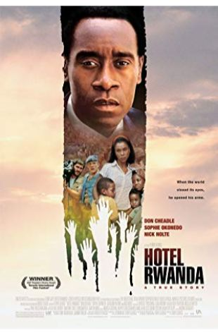 Hotel Rwanda Wyclef Jean