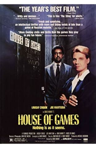 House of Games David Mamet