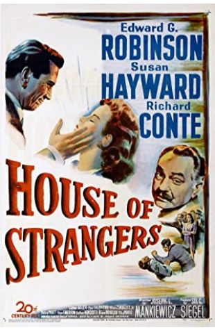 House of Strangers Edward G. Robinson