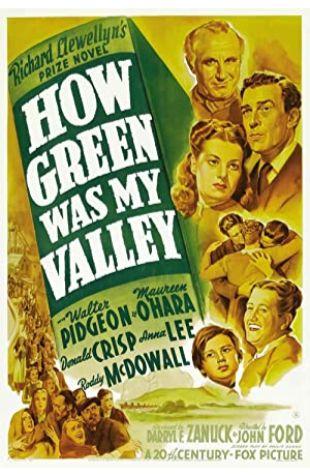 How Green Was My Valley Donald Crisp