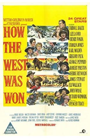 How the West Was Won Harold F. Kress
