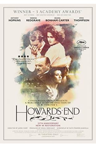 Howards End Ruth Prawer Jhabvala