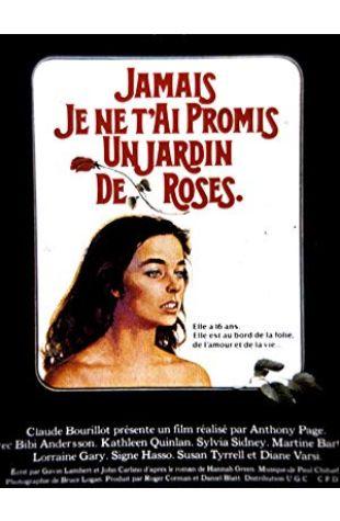I Never Promised You a Rose Garden Gavin Lambert