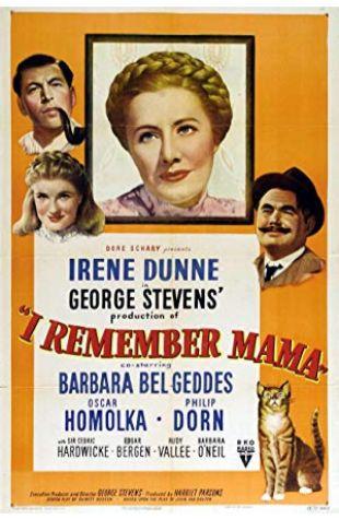 I Remember Mama Ellen Corby