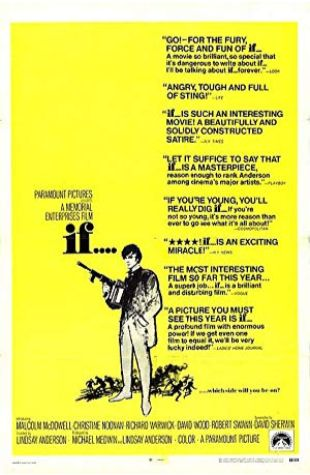 If.... Lindsay Anderson
