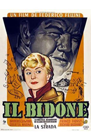 Il bidone Federico Fellini