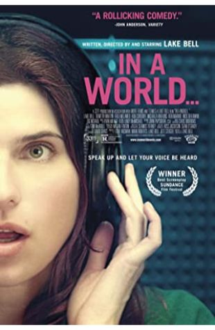 In a World... Lake Bell