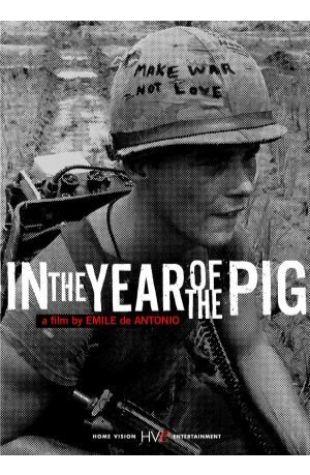 In the Year of the Pig Emile de Antonio
