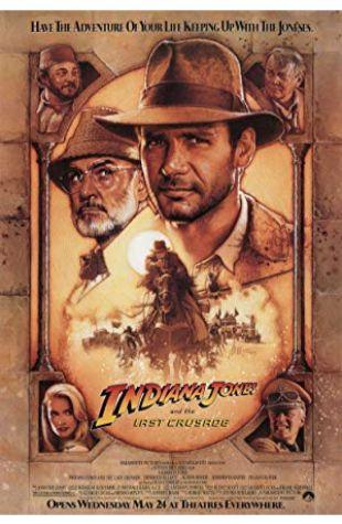 Indiana Jones and the Last Crusade Ben Burtt