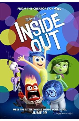 Inside Out Pete Docter
