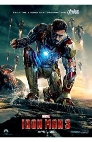 Iron Man 3 Christopher Townsend