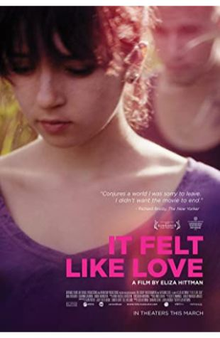 It Felt Like Love Eliza Hittman