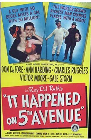 It Happened on Fifth Avenue Herbert Clyde Lewis
