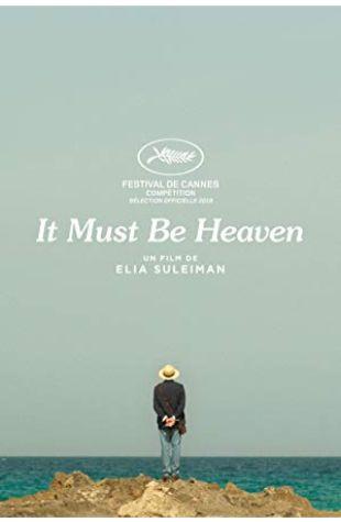 It Must Be Heaven Elia Suleiman