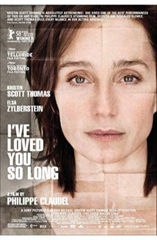 I've Loved You So Long Kristin Scott Thomas