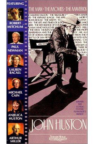 John Huston: The Man, the Movies, the Maverick Frank Martin