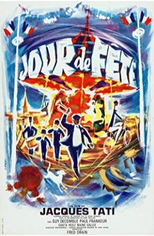 Jour de fête Jacques Tati