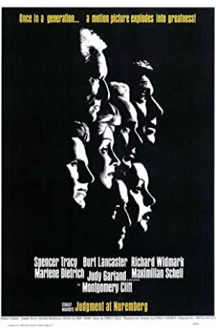 Judgment at Nuremberg Abby Mann