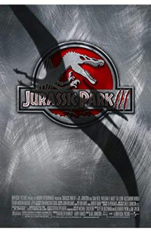 Jurassic Park III Howell Gibbens