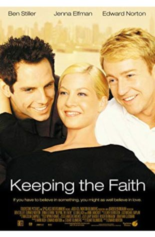 Keeping the Faith Edward Norton