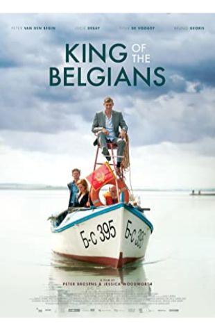 King of the Belgians Peter Brosens
