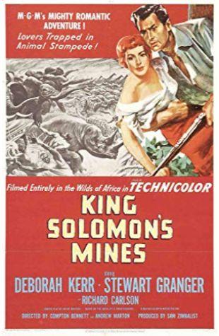 King Solomon's Mines Robert Surtees