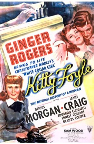 Kitty Foyle Ginger Rogers