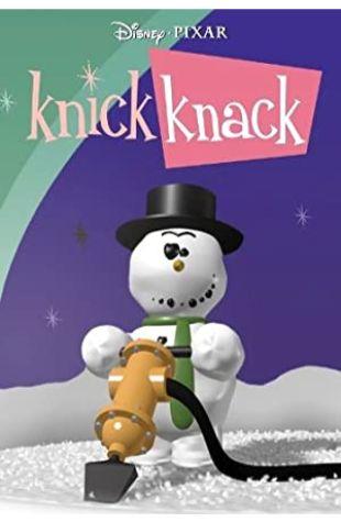 Knick Knack John Lasseter