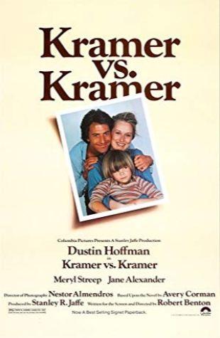 Kramer vs. Kramer Dustin Hoffman