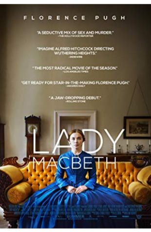 Lady Macbeth Florence Pugh