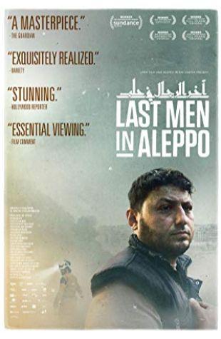 Last Men in Aleppo Feras Fayyad
