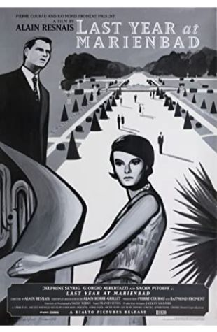 Last Year at Marienbad Alain Resnais