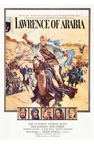 Lawrence of Arabia David Lean