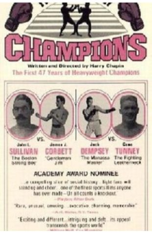 Legendary Champions William Cayton