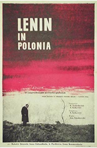 Lenin v Polshe Sergei Yutkevich