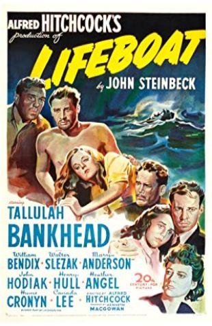 Lifeboat Tallulah Bankhead