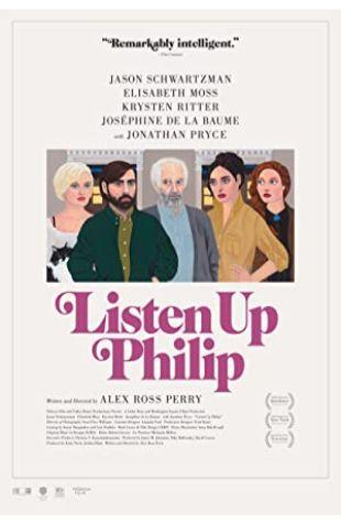Listen Up Philip Alex Ross Perry